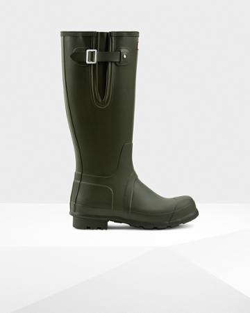 Men's Original Tall Side Adjustable Rain Boots