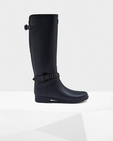 Women's Original Studded Refined Tall Rain Boots