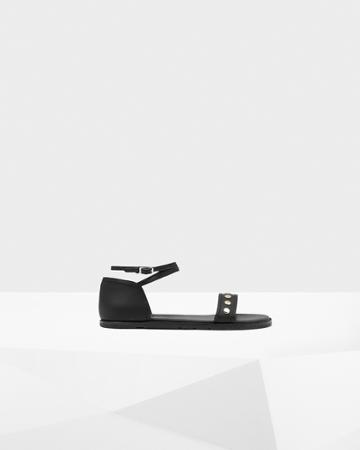 Women's Original Leather Studded Sandals