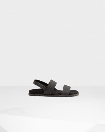 Men's Webbing Footbed Sandals