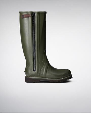 Men's Commando Full Zip Rain Boots