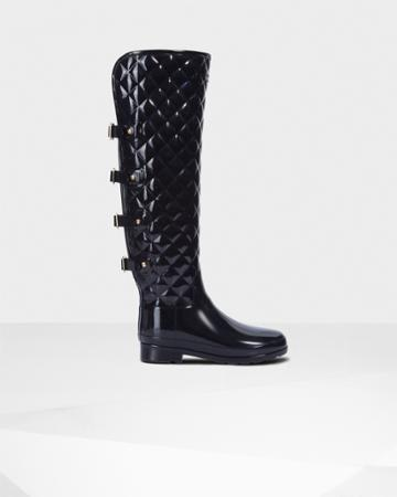 Women's Original Refined Over The Knee Rain Boots