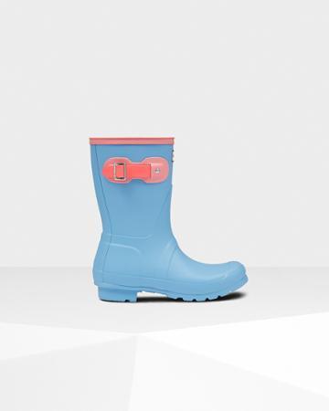 Women's Original Colorblock Short Rain Boots