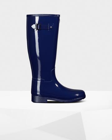 Women's Original Refined Tall Gloss Rain Boots