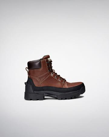 Men's Balmoral Lace Up Boots