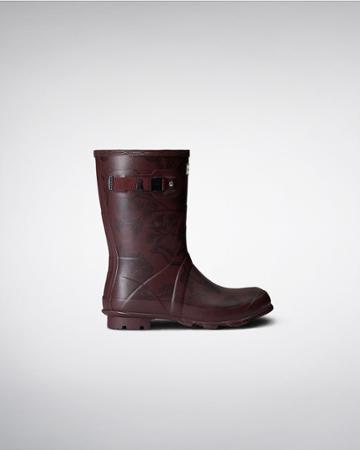 Women's Norris Field Printed Short Rain Boots