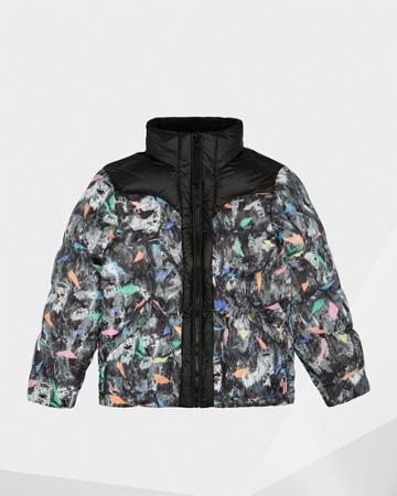 Men's Original Printed Puffer Bomber