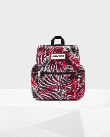 Original Top Clip Printed Backpack