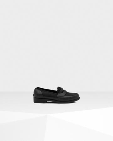 Women's Refined Slim Fit Penny Loafers