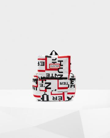 Original Exploded Logo Top Clip Mini Backpack