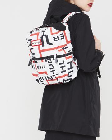 Original Exploded Logo Nylon Mini Backpack