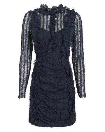 Stevie May Avignon Mini Dress Navy L