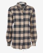 Iro Plaid Flannel Shirt