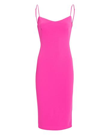 Katie May Pretty Bird Cowl Back Dress Pink P