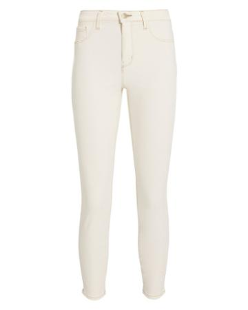 L'agence High-rise Margot Jeans Beige 24