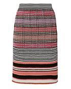 Missoni Knit Pencil Skirt