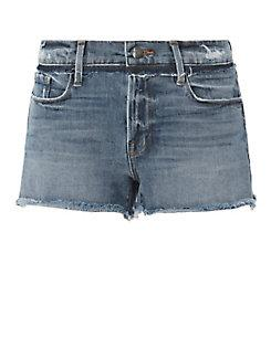 Frame Le Cut Off Wetherly Place Shorts