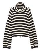 Rta Alexis Stripe Knit Sweater
