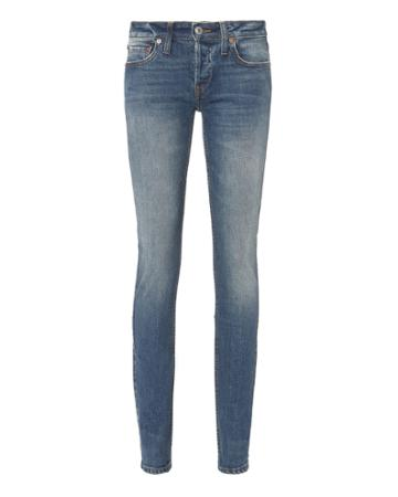 Re/done Ultra Low-rise Stack Jeans