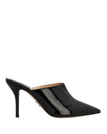 Paul Andrew Certosa Patent Leather Mules Black 37