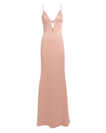 Cushnie Et Ochs Cushnie Nessa Gown Blush 2