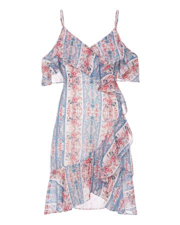 Exclusive For Intermix Marissa Floral Mini Dress