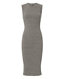 Enza Costa Midi Knot Back Dress