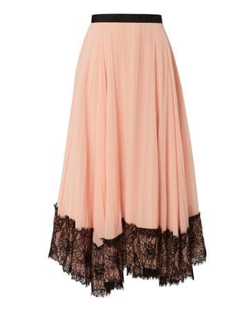 Cinq à Sept Kaya Pleated Skirt