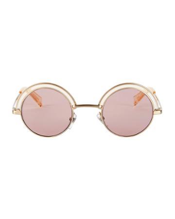 Oliver Peoples For Alain Mikli Washround Sunglasses