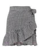Rails Etienne Wrap Skirt Multi P