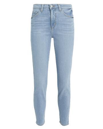 L'agence Margot Cascade Skinny Jeans Light Denim 31