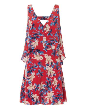 Exclusive For Intermix Lisette Floral Printed Mini Dress