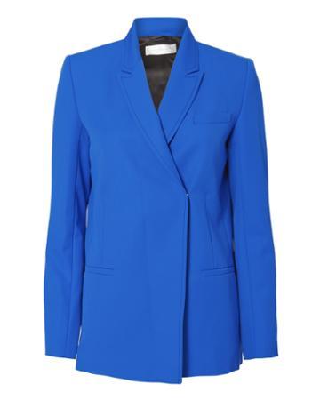 Victoria Victoria Beckham Victoria, Victoria Beckham Blue Blazer Blue-med 6