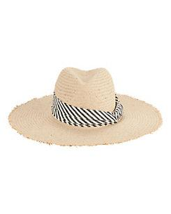 Hat Attack Interchangeable Trims Straw Hat