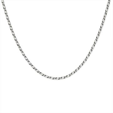 Not Applicable Sterling Silver 20 Inch Chain Necklace