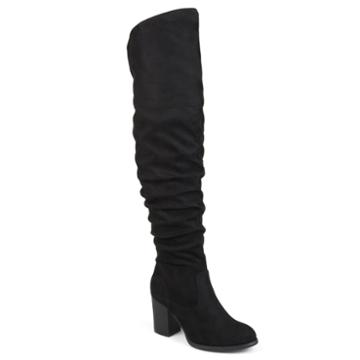 Journee Collection Kaison-xwc Womens Dress Boots