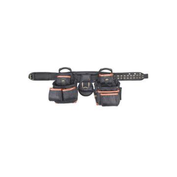 Clc Work Gear 51452 27 Pocket 4 Piece Pro Framer'scombo System Tool Belt