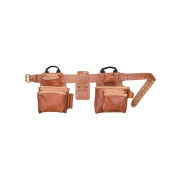 Clc Work Gear 21448 17 Pocket 4 Piece Pro Framer'scombo System Tool Belt