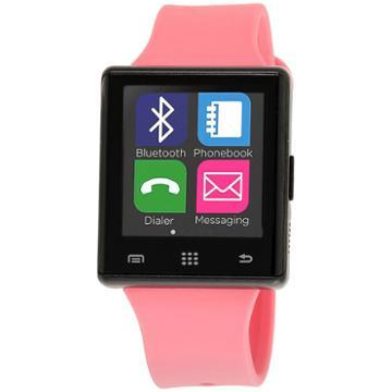 Itouch Air Unisex Pink Smart Watch-ita33601b714-cbk
