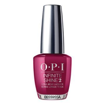 Opi Infinite Shine Miami Beet Nail Polish - .5 Oz.