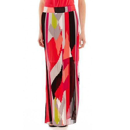 Worthington Pleated Maxi Skirt - Tall