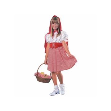 Buyseasons Red Riding Hood 3-pc. Dress Up Costume