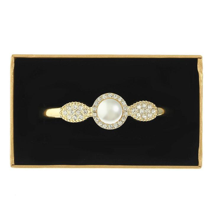 Monet Jewelry Womens White Jewelry Set