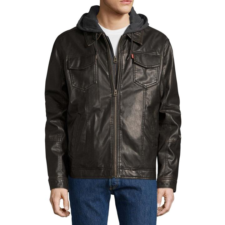 Levi's Fleece Lined Trucker Jacket