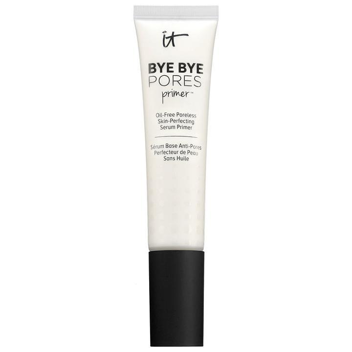 It Cosmetics Bye Bye Pores Primer Oil-free Poreless Skin-perfecting Serum Primer