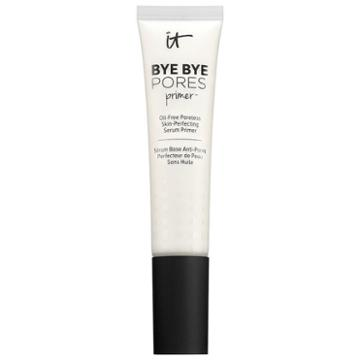 It Cosmetics Bye Bye Pores Primer Oil-free Poreless Skin-perfecting Serum Primer