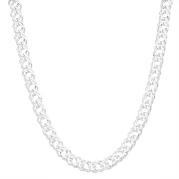Not Applicable Sterling Silver 18 Inch Chain Necklace