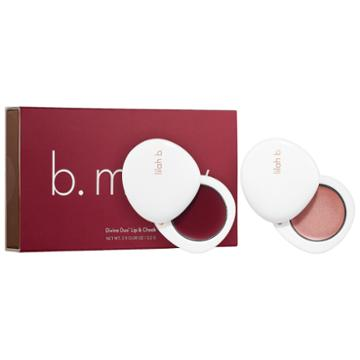 Lilah B.b. Merry Divine Duo™ Lip & Cheek Set