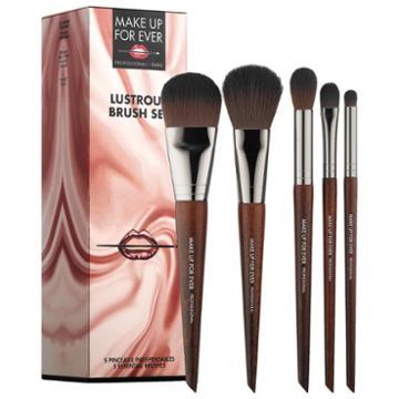 Make Up For Ever Lustrous Brush Set