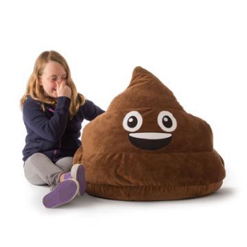 Gomoji™ Emoji Bean Bag Poopsie